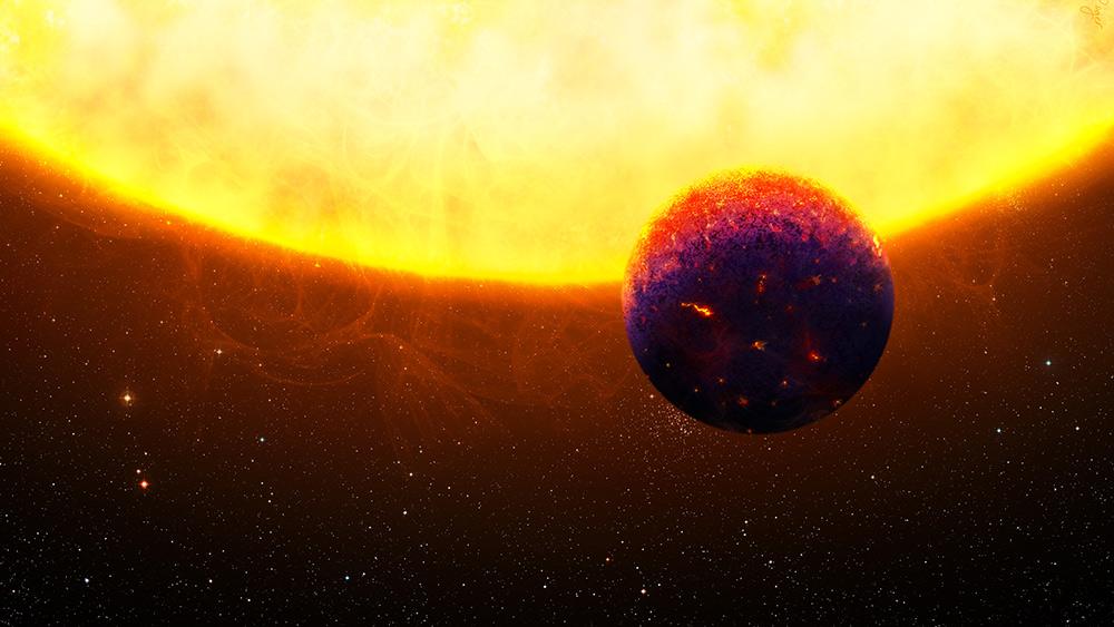 აღმოჩენილია ახალი ტიპის პლანეტები, რომლებიც საფირონისა და ლალისგან შედგება