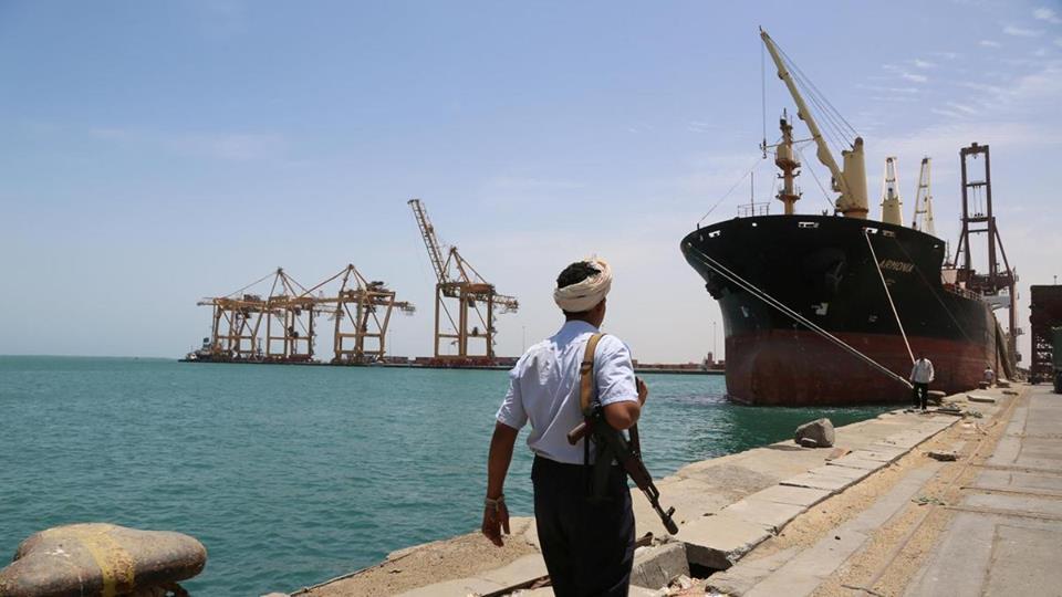 UN ceasefire observers arrive in Yemen