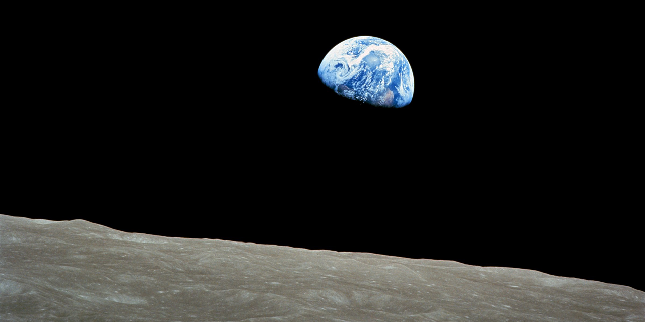 ფოტო, რომელმაც 50 წლის წინ კაცობრიობა საკუთარ უსუსურობაზე ჩააფიქრა