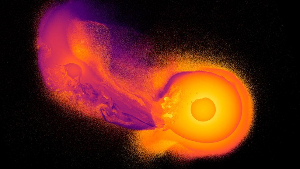 რატომ არის პლანეტა ურანი უცნაურად დახრილი - ასტრონომებმა მიზეზი გაარკვიეს