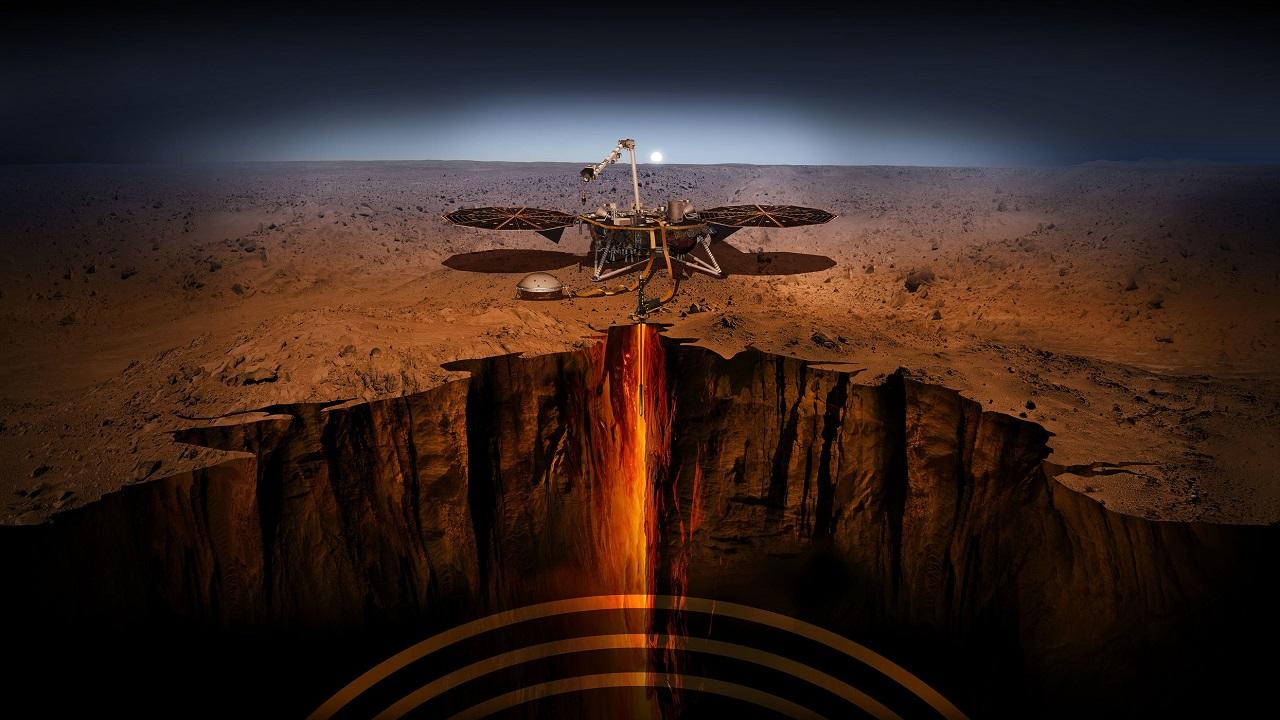 იმალება თუ არა სიცოცხლე მარსის ზედაპირქვეშ