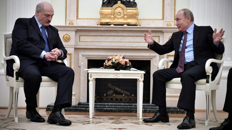 ბელარუსი და რუსეთი მინსკისთვის ფინანსური კომპენსაციის გადახდაზე ვერ შეთანხმდნენ