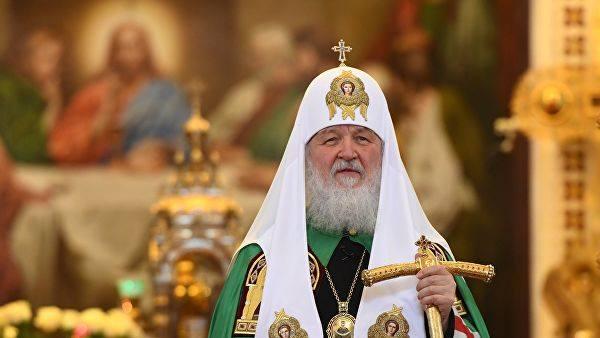 Патриарх всея Руси - В Украине происходит катастрофа