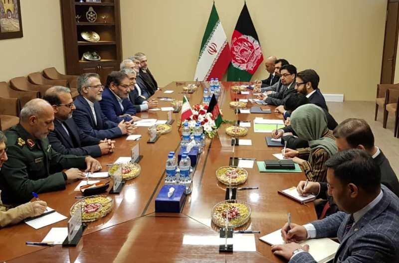 Əfqanıstan hökuməti ilə razılaşdırılaraq, İran hakimiyyəti Taliban ilə danışıqlar aparır