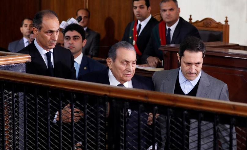 ეგვიპტის ორი ყოფილი პრეზიდენტი ერთმანეთს სასამართლოში დაუპირისპირდა