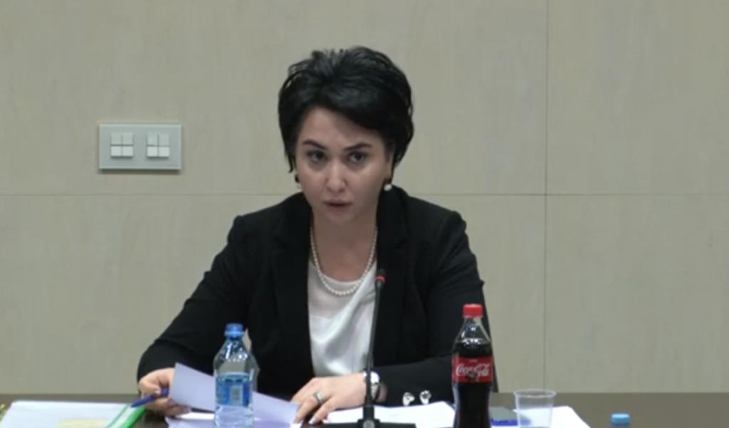 Эка Беселия отвечает Софо Киладзе - Советую всем, осмыслить ответственность и говорить так, поскольку они войдут в ту зону, откуда не найдут выхода