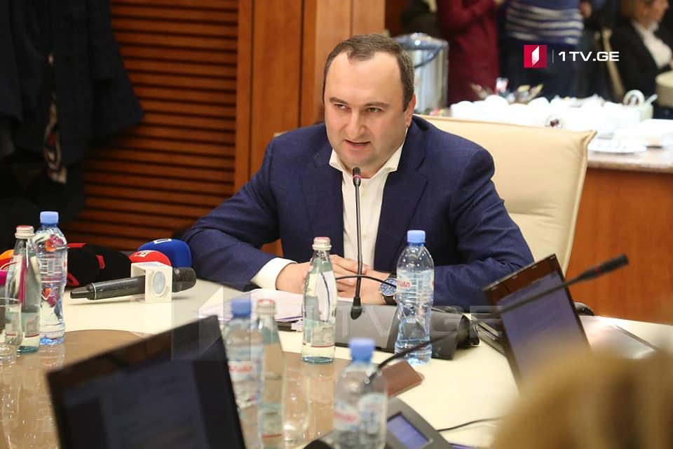 Levan Murusidze müddətsiz hakim kimi təyin edildi