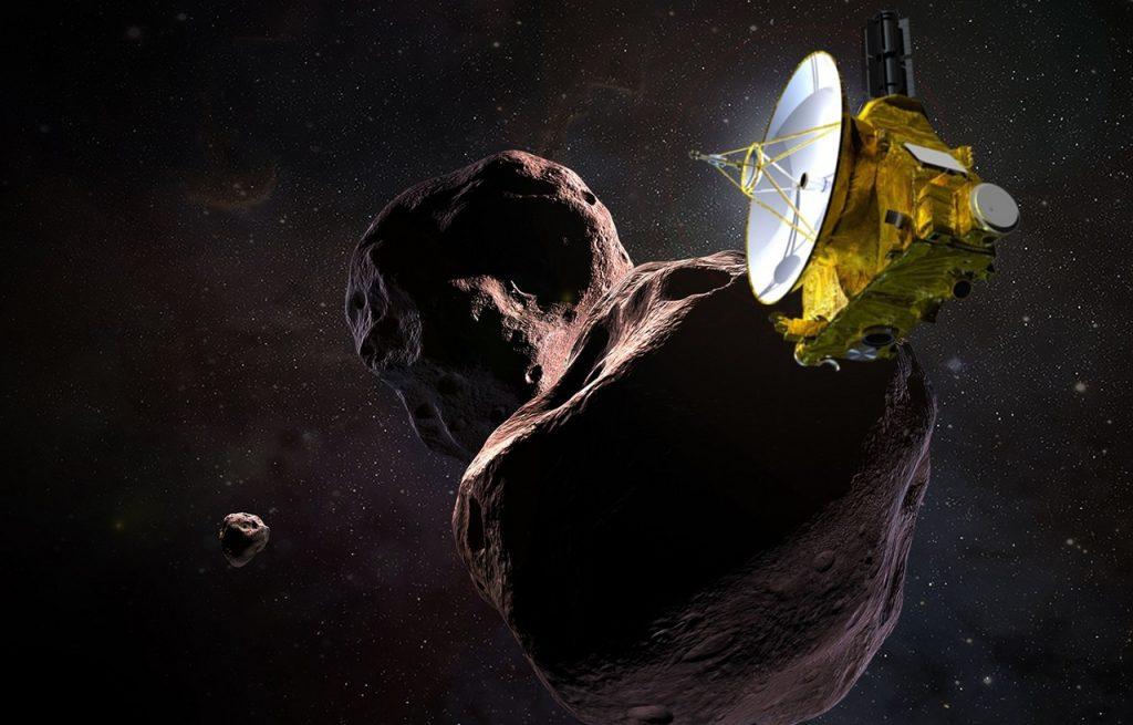 NASA-ს ხომალდი ახალი წლის დღეს მზის სისტემის ერთ-ერთ ყველაზე იდუმალ ობიექტს გადაუფრენს
