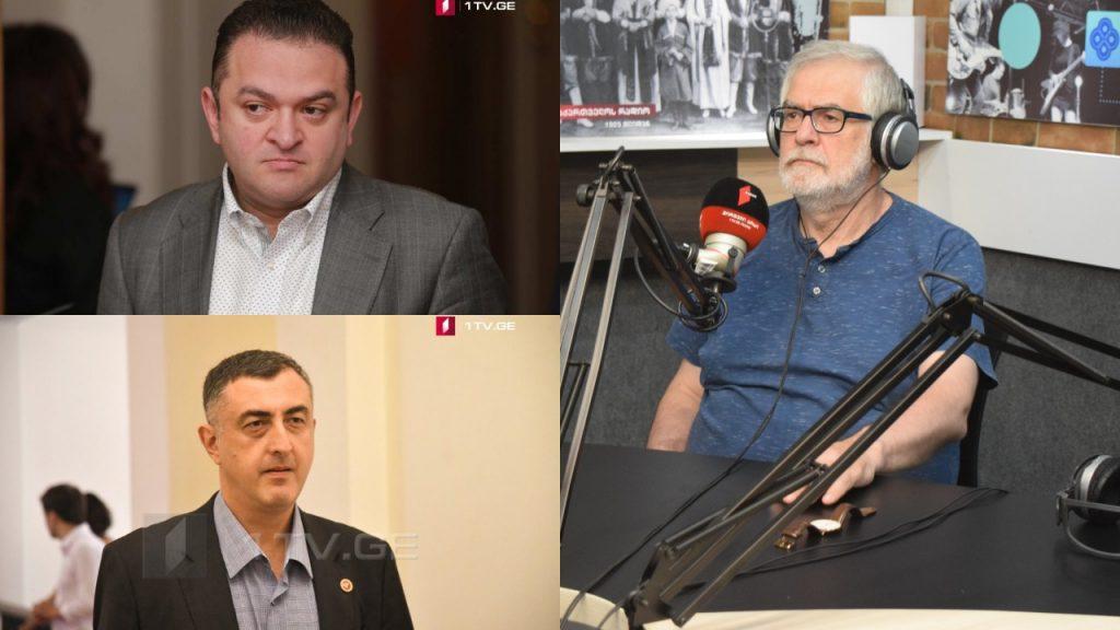საღამოს პიკის საათი - ქართულ ოცნების წევრებს მოსამართლეთა სია ერთმანეთთან აპირისპირებს