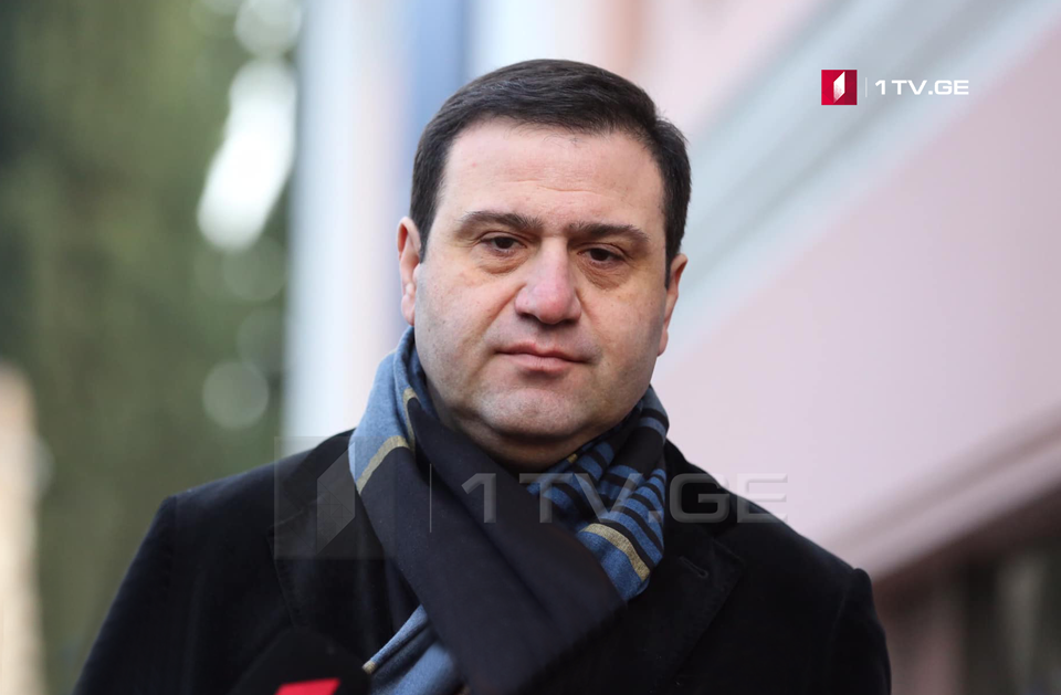 Levan Koberidze: I don't expect that the issue on excluding Eka Beselia  will be raised at Georgian Dream faction sitting