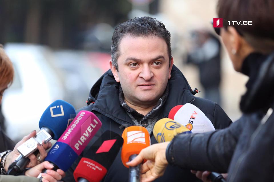 """Гедеван Попхадзе заявляет, что фракция """"Грузинская мечта"""" отозвала его из парламентского комитета по юридическим вопросам"""