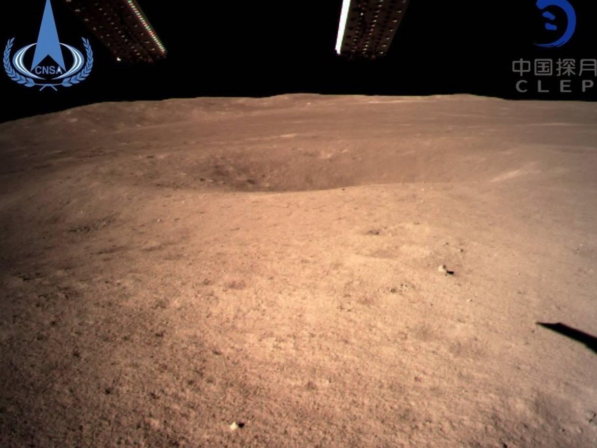 """ისტორიული მისია შედგა - ჩინეთმა მთვარის """"ბნელ მხარეს"""" ხომალდი დასვა"""