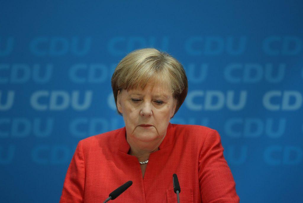 გერმანიის მთავრობის პრესმდივანი - ჰაკერებს გერმანიის კანცლერის პირადი მონაცემები არ გაუსაჯაროებიათ