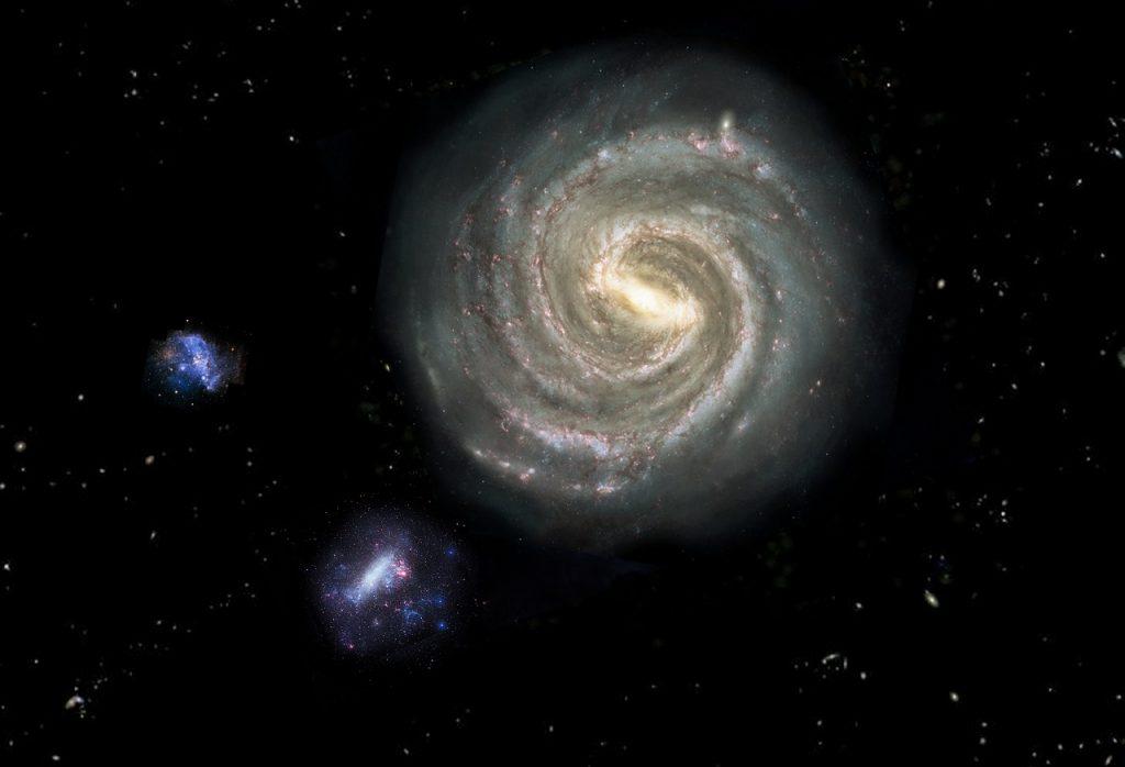 გალაქტიკური შეჯახება, რომელმაც შესაძლოა, მზის სისტემა კოსმოსში გატყორცნოს