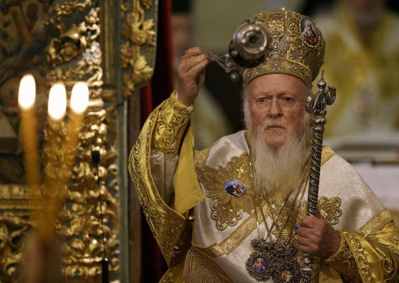 მსოფლიო პატრიარქი მართლმადიდებელ ეკლესიებს მოუწოდებს, უკრაინის ეკლესიის ავტოკეფალია ცნონ