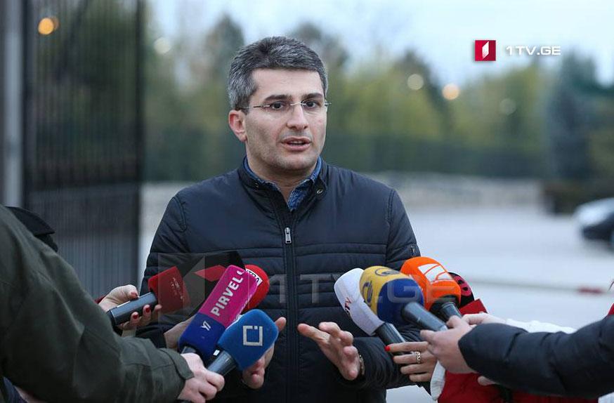 """Иностранные эксперты осуществляют модерацию рабочей встречи политической команды """"Грузинской мечты"""""""