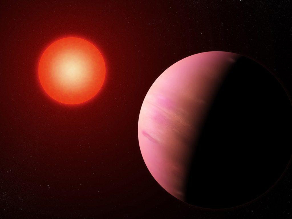 აღმოჩენილია დედამიწაზე ორჯერ დიდი ეგზოპლანეტა, რომელზეც შესაძლოა, თხევადი წყალი იყოს