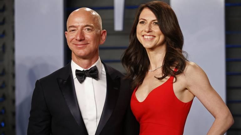 მსოფლიოს უმდიდრესი ადამიანი ცოლს გაშორდა