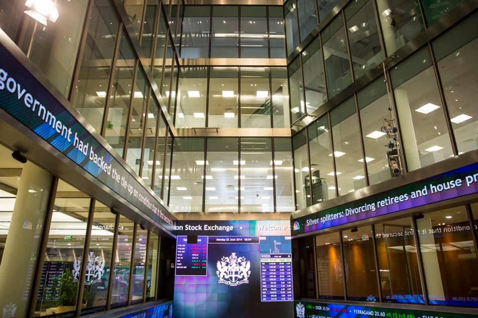 Цена акций TBC Bank-а на Лондонской фондовой бирже продолжает снижаться