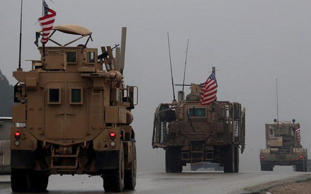 ԱՄՆ-ը սկսել է Սիրիայից ռազմական տեխնիկան դուրս բերելու գործընթացը