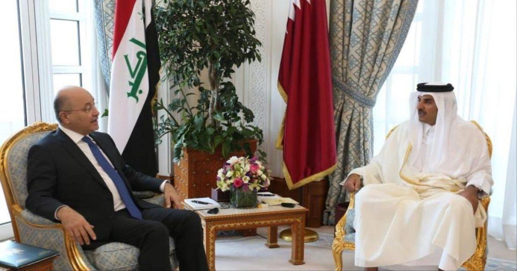 ერაყის ინფრასტრუქტურის აღსადგენადყატარი მილიარდი დოლარის ინვესტირების მზადყოფნას გამოთქვამს