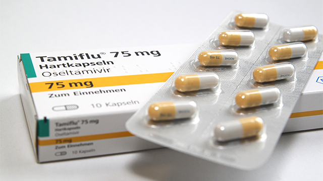 All citizens to receive Tamiflu free of charge upon decision of a doctor