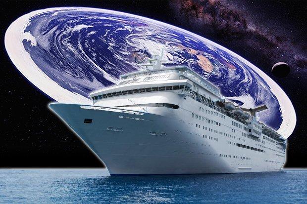 ბრტყელი დედამიწის თეორიის მიმდევრები მასშტაბური კრუიზის მოწყობას გეგმავენ
