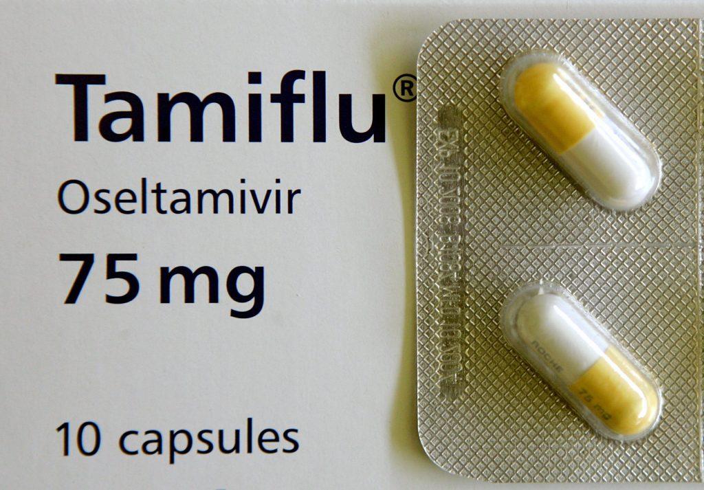 На основании решения врача, все граждане будут бесплатно получать препарат «Тамифлю»