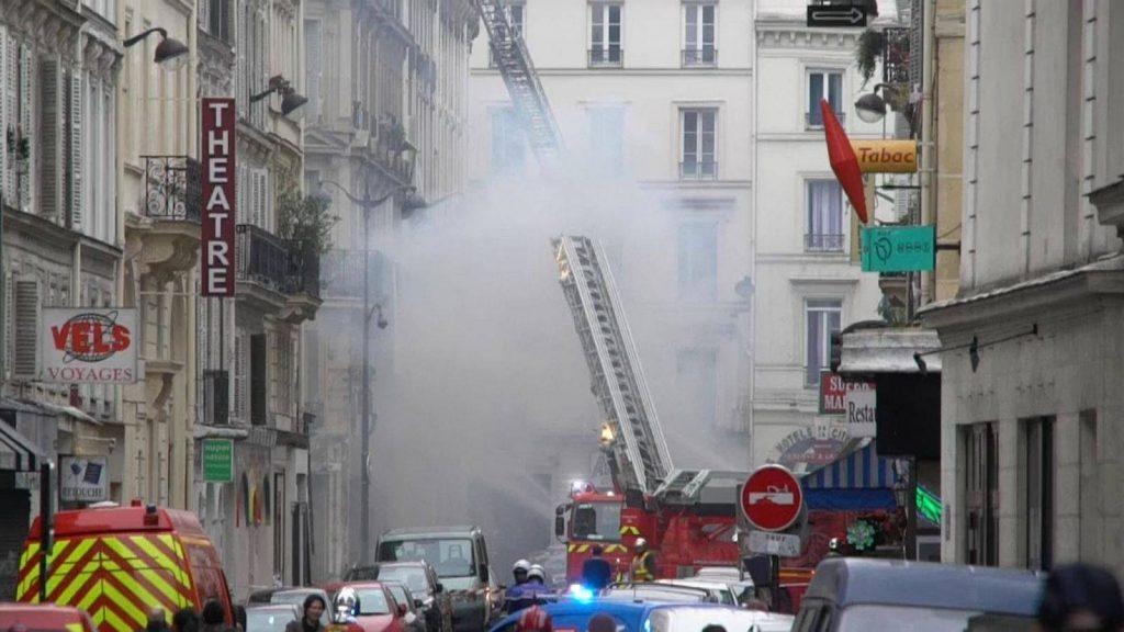 პარიზში აფეთქებისას დაღუპულთა შორის ერთი ესპანეთის მოქალაქეა