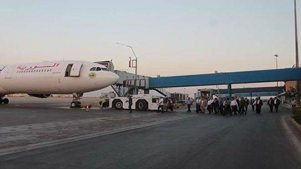 არაბთა გაერთიანებული საამიროების, ომანისა და ბაჰრეინის ავიაკომპანიები დამასკოში ავიარეისების აღდგენას გეგმავენ