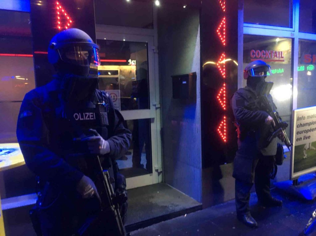 გერმანიის ექვს ქალაქში პოლიცია მასშტაბურ ოპერაციას ატარებს