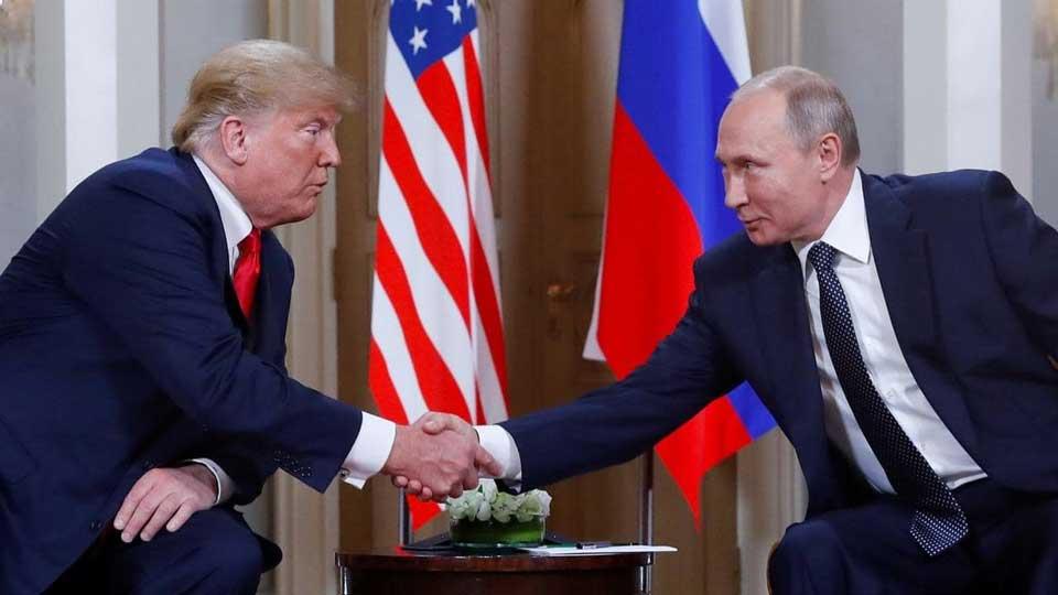 დონალდ ტრამპი უარყოფს ინფორმაციას, თითქოს რუსეთის პრეზიდენტთან შეხვედრის შემდეგ საუბრის გარკვეული დეტალები დამალა