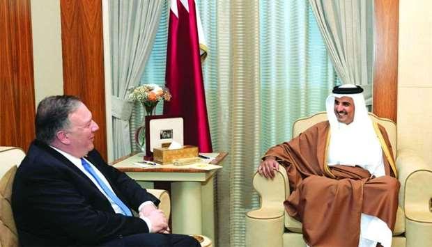 США планируют расширить и модернизовать военную авиабазу Эль-Удейд в Катаре