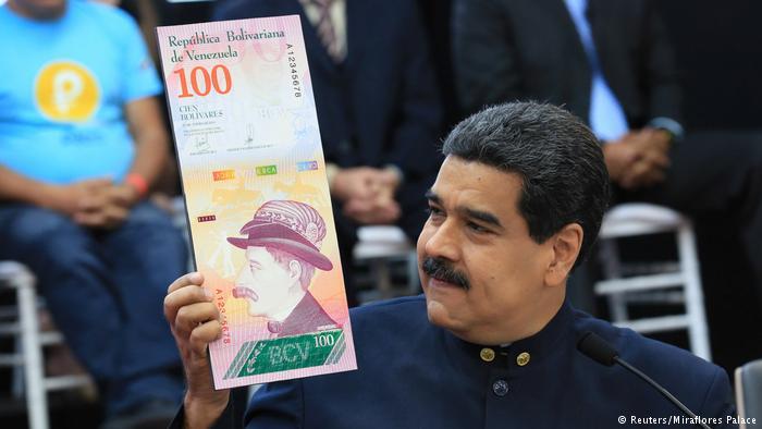 Venesuellada minimal maaş 300 faiz ilə artdı