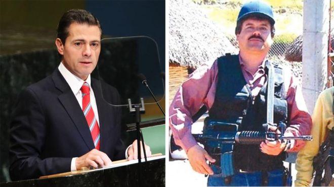 """მექსიკის ყოფილ პრეზიდენტ ენრიკე პენია ნიეტოს """"ელ ჩაპოსგან"""" 100 მილიონის ქრთამად მიღებაში ადანაშაულებენ"""