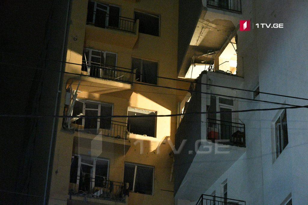 Tbilisidə, Didi Diğomidə partlayış nəticəsində üç insan həlak oldu