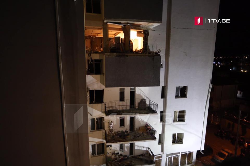 Դիդի Դիղոմիում պայթյունի հետևանքով տուժածներին Թբիլիսիի քաղաքապետարանը բնակեցրել է հյուրանոցներում