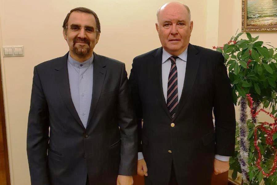 ირანი და რუსეთი კავკასიის რეგიონში თანამშრომლობის გზებს სწავლობენ