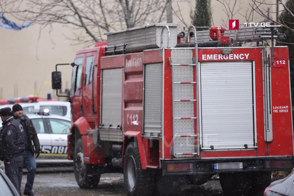 Пожарный погиб при исполнении служебных обязанностей в Ахмета