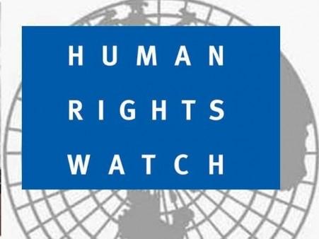 Human Rights Watch-მა ადამიანის უფლებების მდგომარეობასთან დაკავშირებით 2019 წლის ანგარიში გამოაქვეყნა