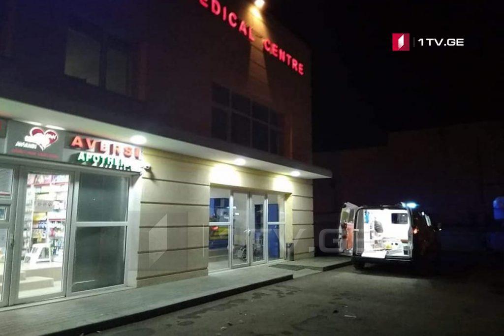 Mərkəzi avtomaqistralın Qori-İqoeti hissəsində yol qəzası nəticəsində altı nəfər xəsarət aldı