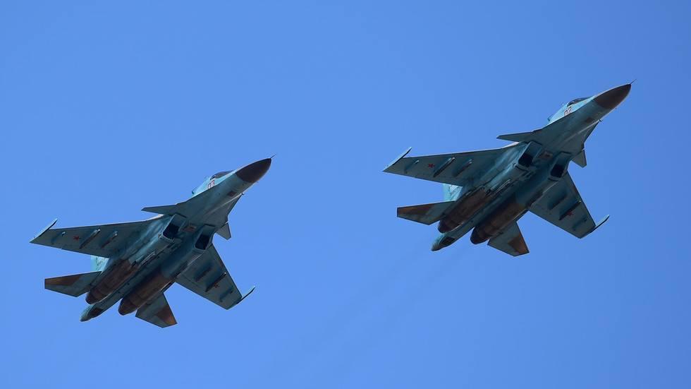 ხაბაროვსკში ერთმანეთს Su-34-ის ტიპის ორი რუსული ავიაგამანადგურებელი შეეჯახა
