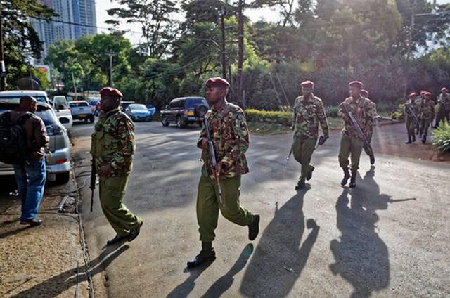 ნაირობიში სასტუმროზე თავდასხმისთვის კენიის პოლიციამ ცხრა ეჭვმიტანილი დააკავა