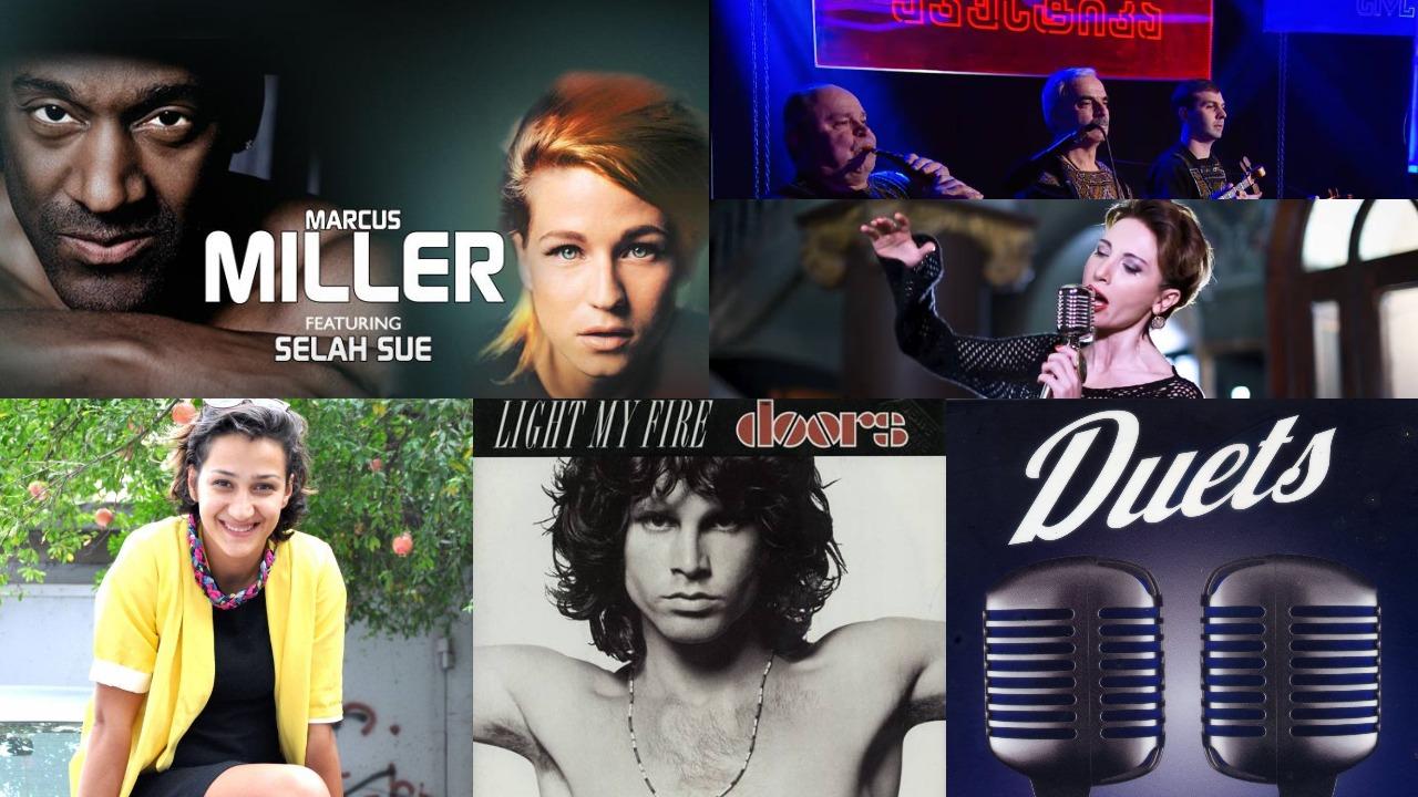 რადიო აკუსტიკა - ინტერვიუ ქეთათო ჩარკვიანთან / დავით ქავთარაძე ანსამბლის შემოქმედების შესახებ / ნინუცა მაყაშვილის საყვარელი სიმღერები