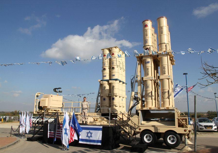 Իսրաելը և ԱՄՆ-ն հաջող փորձարկել ենArrow-3 հրթիռային պաշտպանության համակարգը