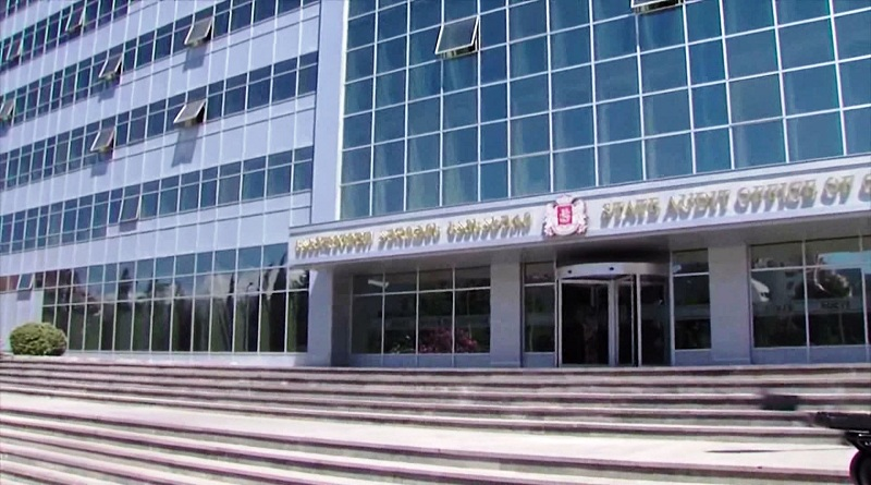 აუდიტის სამსახურის - ქართული ჭიდაობის შეჯიბრებებზე ტრანსპორტის მომსახურებისთვის გაცემული 32 338 ლარიდან ფედერაციის 28 987 ლარი პრეზიდენტის შვილზე გაიცა
