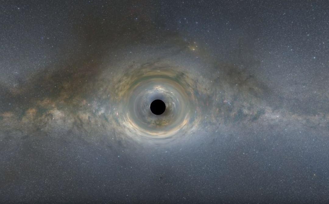 ირმის ნახტომში უიშვიათესი სახის მოხეტიალე შავი ხვრელი დააფიქსირეს