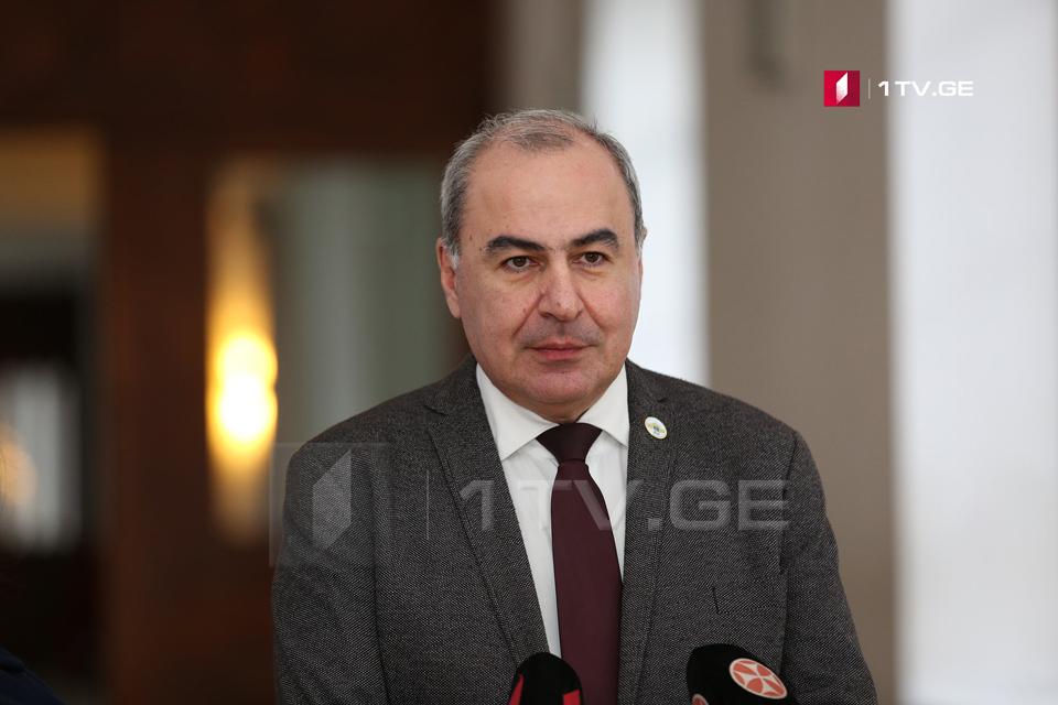 Ректором Тбилисского государственного университета вновь стал Георгий Шарвашидзе