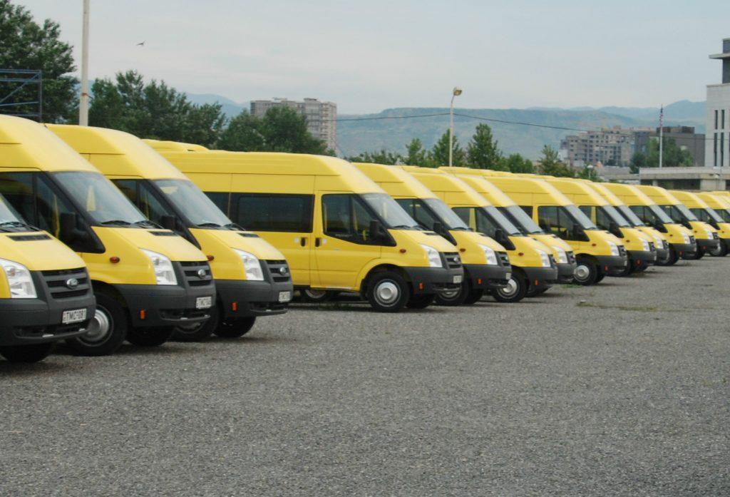 თბილისში დამატებითი ქუჩები განისაზღვრება, სადაც მიკროავტობუსები გაჩერებას მხოლოდ კონკრეტულ ადგილებზე შეძლებენ