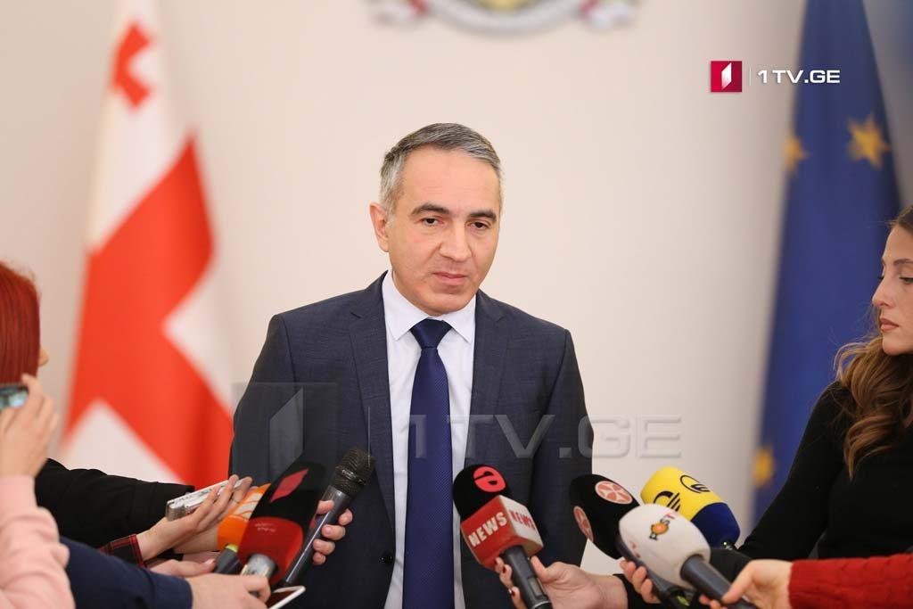 Михаил Батиашвили – Я верю, что проблемы в Федерации борьбы завершатся быстро и спортсмены вернутся к спортивной среде